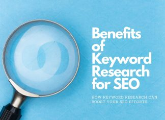 benefits of Keyword Research for SEO