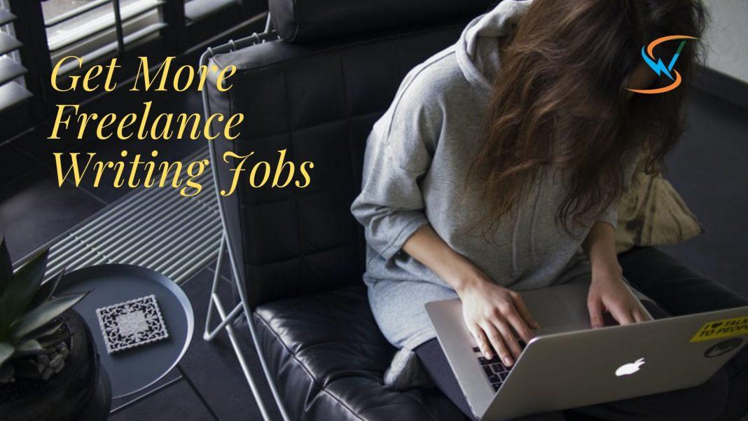 Freelancing- Freelance writing jobs