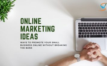 Online Marketing Ideas for small businesses