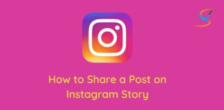 How to Share a Post on Instagram Story