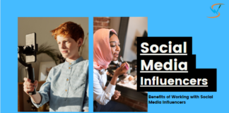 Benefits of working with social media influencers